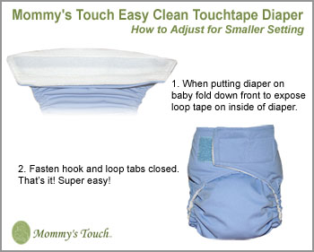 rockin baby pouch instructions
